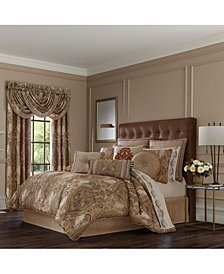 J Queen Luciana King 4pc. Comforter Set