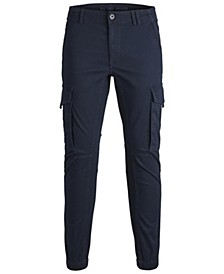 Men's New Autumn Cargo Cuffed Pant