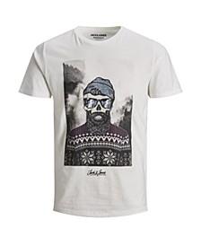 Men's High Summer Short Sleeved Graphic T-Shirt