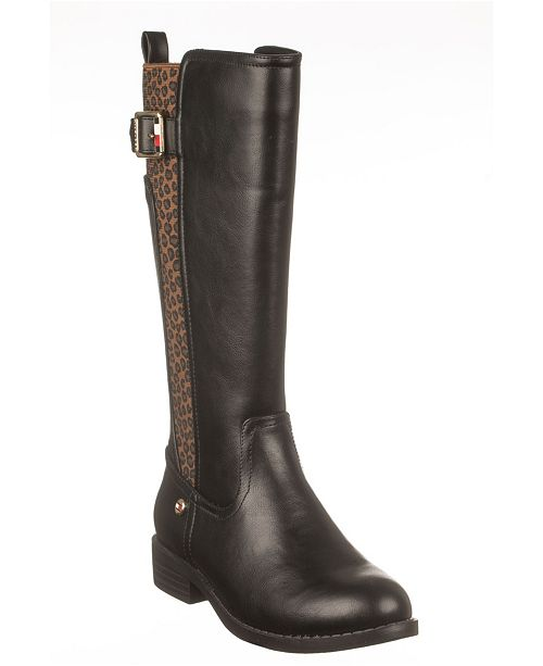 girls tall riding boots