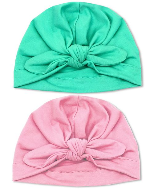 Emerson and Friends Baby Girl Hat Set
