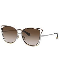 COACH Sunglasses, HC7106 55 L1108