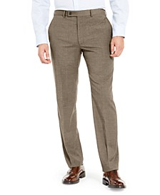 Men's Wool Blend Classic-Fit UltraFlex Stretch Dress Pants