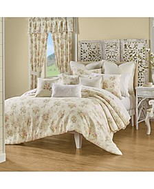 Jackie Full/Queen 3pc. Comforter Set