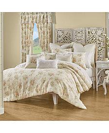 Jackie Full/Queen 3pc. Comforter Set