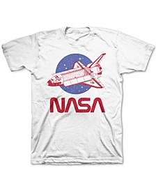 Big Boys NASA Shuttle Circle T-Shirt