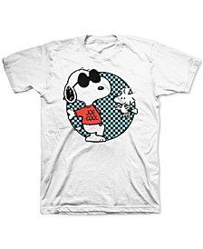 Peanuts Big Boys Snoopy Joe Cool T-Shirt
