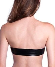 "The Bra Lab ""Prague Vegan Leather"" Multiway, Interchangeable Back Strap"