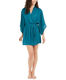 Bardot Satin Robe