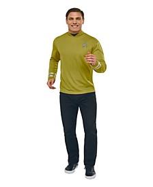 Buy Seasons Men's Star Trek Deluxe Captain Kirk Costume