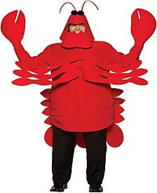 Buy Seasons Men's Lobster Costume