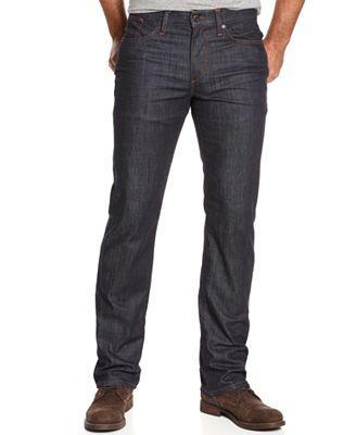 Joe's Jeans Men's Classic Fit Straight Leg Jeans, Dakota - Jeans ...