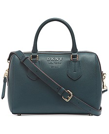 Noho Leather Satchel, Created for Macy's