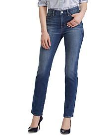 Lauren Ralph Lauren Premier Straight Curvy Sculpt Jeans