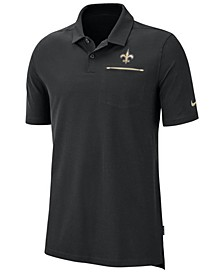 Men's New Orleans Saints Dry Elite Polo