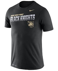 Nike Men's Army Black Knights Legend Sideline T-Shirt