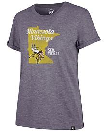 '47 Brand Women's Minnesota Vikings State Love T-Shirt