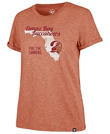 '47 Brand Women's Tampa Bay Buccaneers State Love T-Shirt