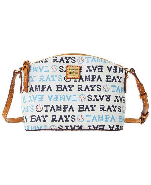 Dooney & Bourke Tampa Bay Rays Suki Crossbody Purse