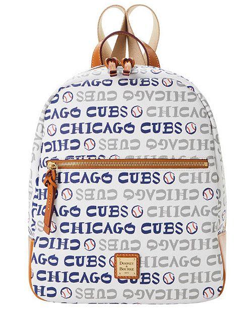 Dooney & Bourke Chicago Cubs Brianne Backpack
