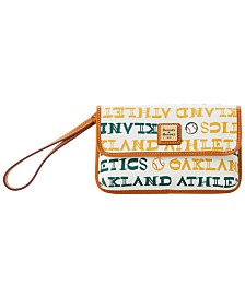 Dooney & Bourke Oakland Athletics Milly Wristlet
