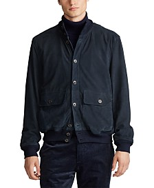 Polo Ralph Lauren Men's Aviator Skeet Jacket
