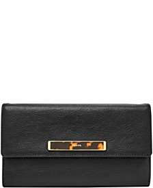 RFID Blake Large Flap Wallet