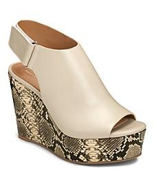 Martha Stewart Hillside Wedge Sandals