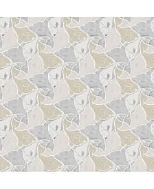 "27"" x 396"" Katya Fish Wallpaper"