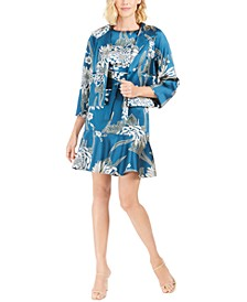 Chrysanthemum Jacket & Shift Dress
