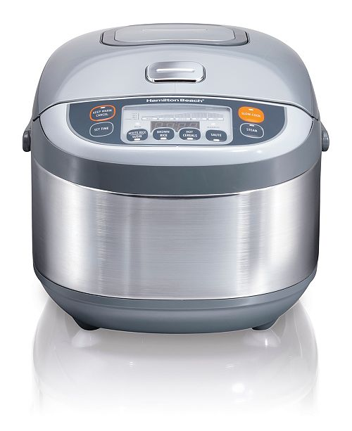 Hamilton Beach 16 Cup Advanced Multi-Function Rice Cooker
