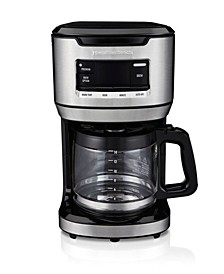 Programmable Front-Fill Coffee Maker