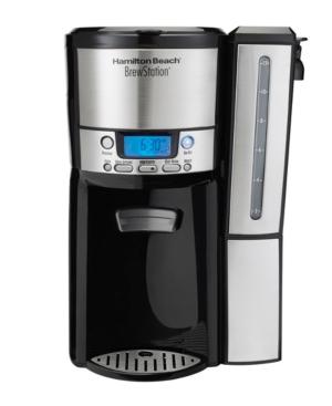 Hamilton Beach 12 Cup BrewStation Dispensing Coffee Maker