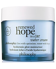 Renewed Hope In A Jar Water Cream, 2 oz.