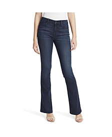 Jessica Simpson Truly Yours Mid Rise Bootcut Jeans