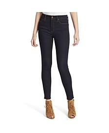 Curvy Hi Rise Skinny Jeans