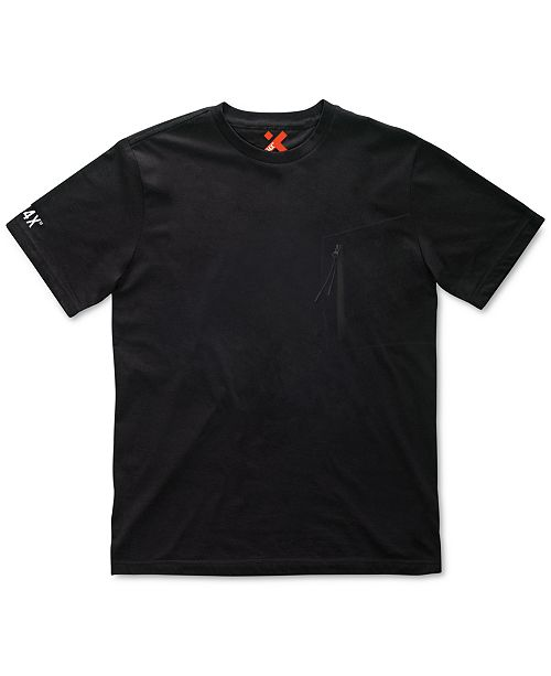 H4X Men's Logo Graphic Pocket T-Shirt