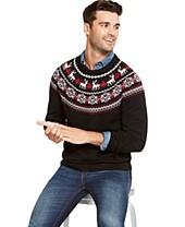 Macys Christmas Sweaters.Men S Christmas Sweaters Shop Men S Christmas Sweaters Macy S