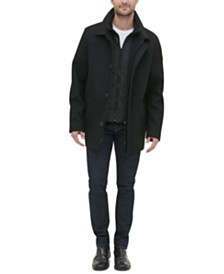 Kenneth Cole New York Men's Layered Walker Jacket
