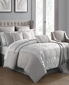 Richland 14-Pc. King Comforter Set