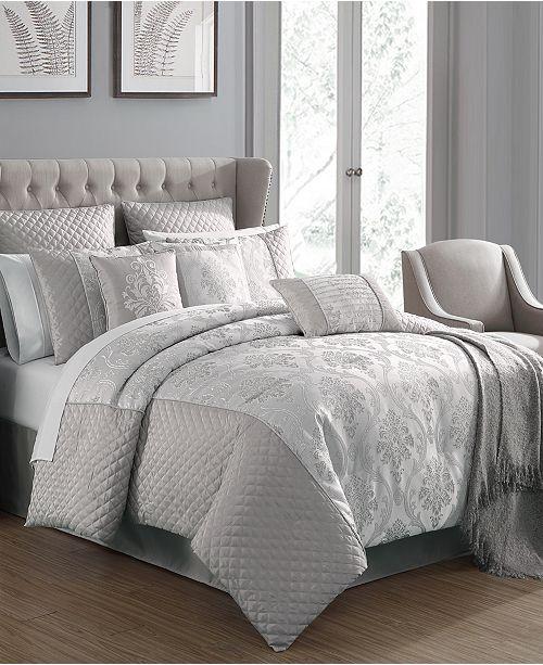 Hallmart Collectibles Richland 14-Pc. Full Comforter Set