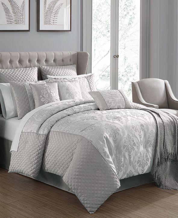 Hallmart Collectibles Richland 14-Pc. King Comforter Set