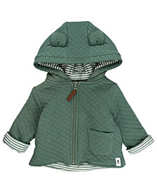 Mac & Moon Baby Boy Quilted Jacket