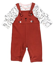Baby Girl 2-Piece Outfit Set