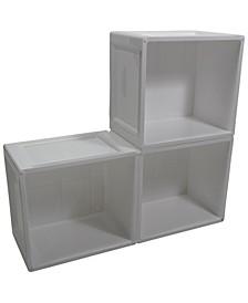 Cube Wall Storage System