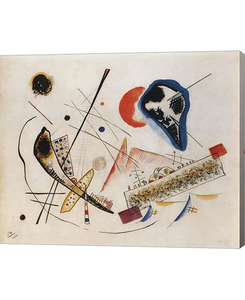 "Metaverse Lyric Composition by Wassily Kandinsky Canvas Art, 24"" x 20"""