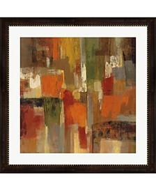 "Foliage by Silvia Vassileva Framed Art, 32"" x 32"""