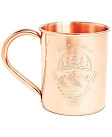 Keep It Wild 14Oz Copper Mug