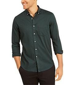 Men's Gingham Shirt, Created for Macy's