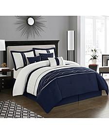 Penley 7-Pc. King Comforter Set